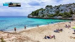 Cala Romantica Mallorca beach beautiful 4K Resolution Holiday Part 4