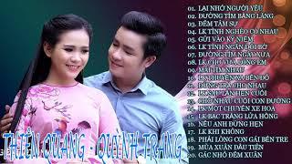 [Lossless Audio] Tuyển Chọn 20 Bài Hát Song Ca Hay Nhất Của Thiên Quang & Quỳnh Trang |  Đêm Tâm Sự