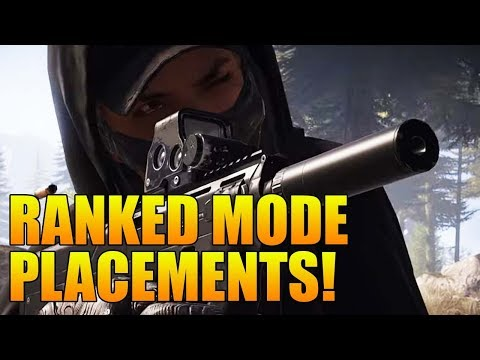 2nd ACCOUNT ELITE RANKED! | Ranked Placement Rounds | Ghost Recon Wildlands PVP