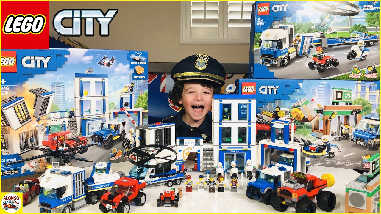 Did LEGO Pull Police Playsets from Stores?