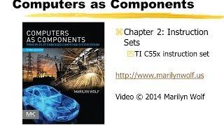 TI C55x Instruction Set
