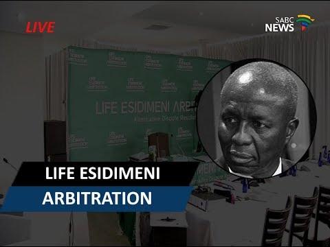 Life Esidimeni arbitration hearings, 10 November 2017 part 2