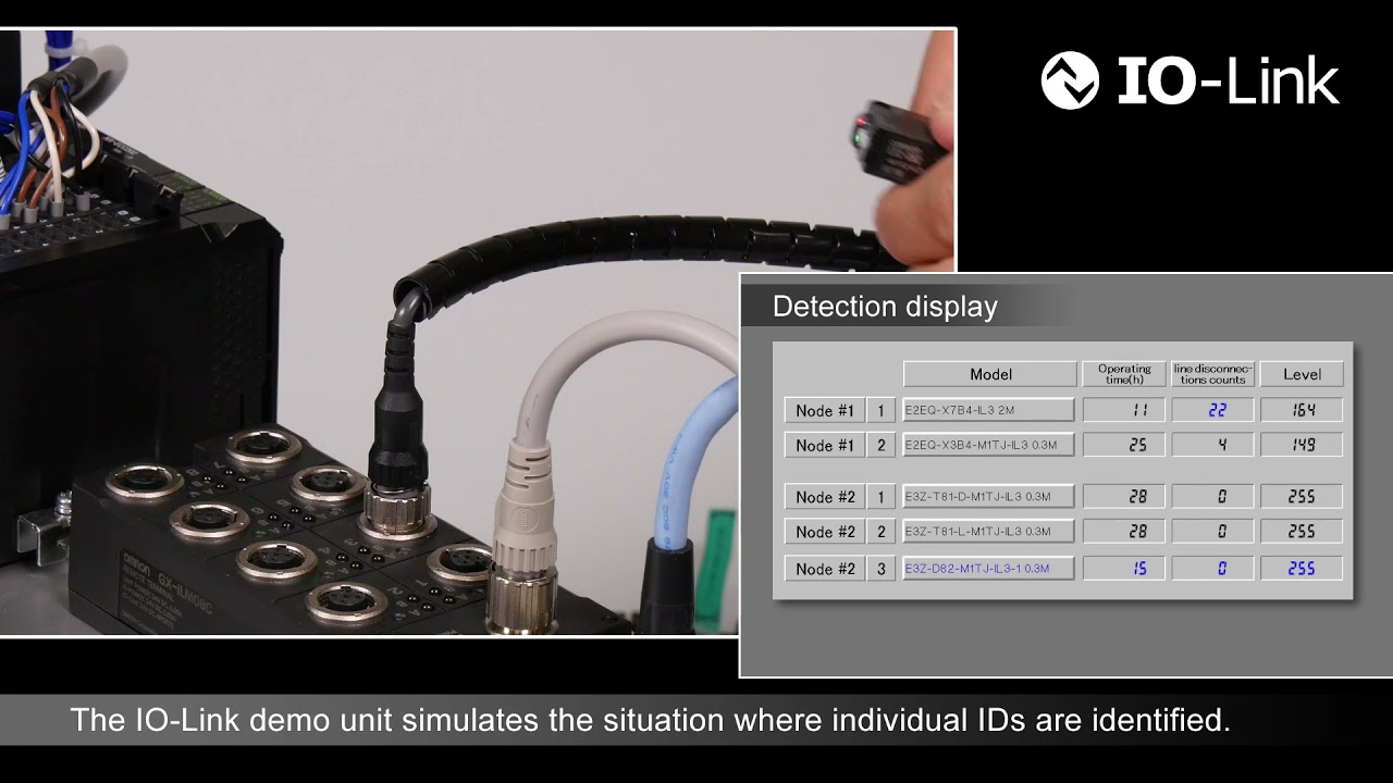 Prevent Installation Mistakes with the Individual Product Indentification by IO-Link | OMRON