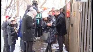 В Кирове начался массовый отлов безнадзорных собак (ГТРК Вятка)