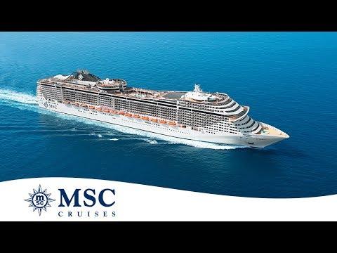 Vision Cruise   MSC Cruises TV Special   11.07.17