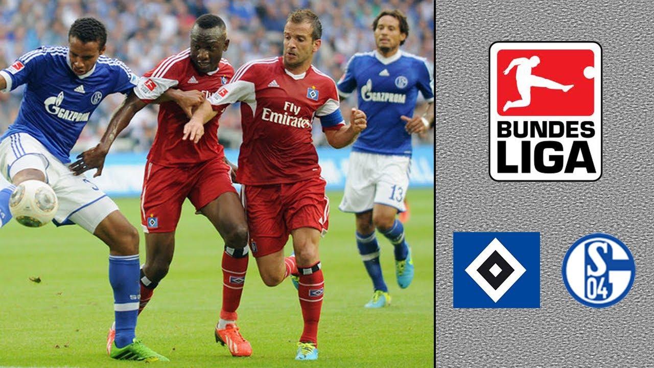 Hamburg Vs Schalke