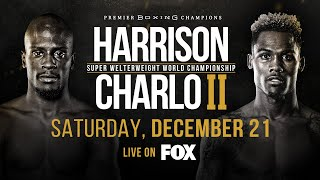 Harrison vs Charlo 2 PREVIEW: December 21, 2019 | PBC on FOX