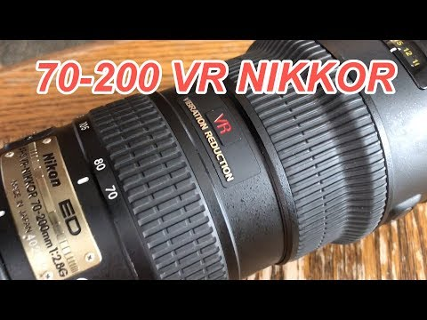 NIKKOR 70-200MM F2.8 vr REAL WORLD Review