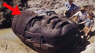 Situationen, in denen Archäologen ihre Entdeckungen nicht erklären konnten!