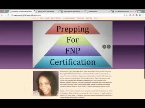 GETTING CREDENTIALED: TUTORIAL FOR THE NEW GRADUATE NURSE