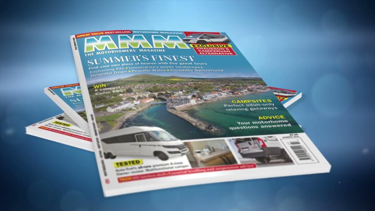 A sneak peak of the Summer 2021 of MMM magazine