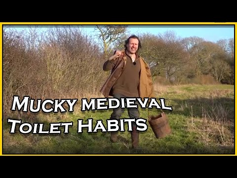 Medieval Toilets: The awful truth!