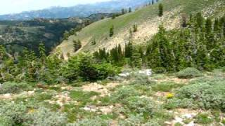 Boardman Pass in Idaho