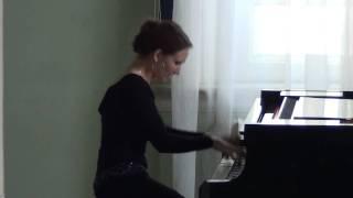 Grieg Lyric pieces op. 54 №2 Gangar