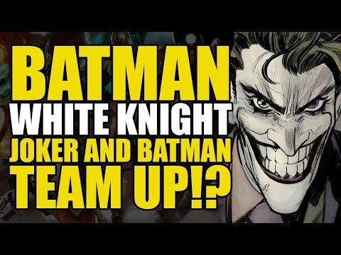 Batman and The Joker Team Up (Batman: White Knight Part 7)