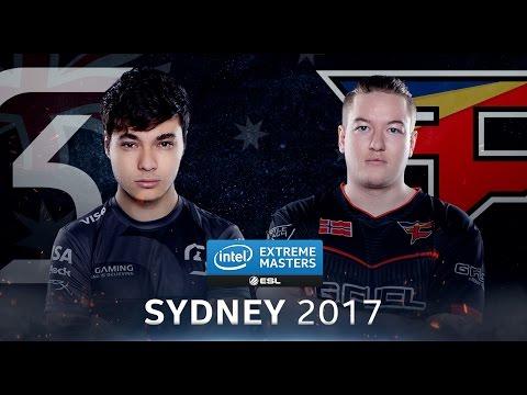 CS:GO - SK vs. FaZe [Cache] Map 2 - Grand Final - IEM Sydney 2017