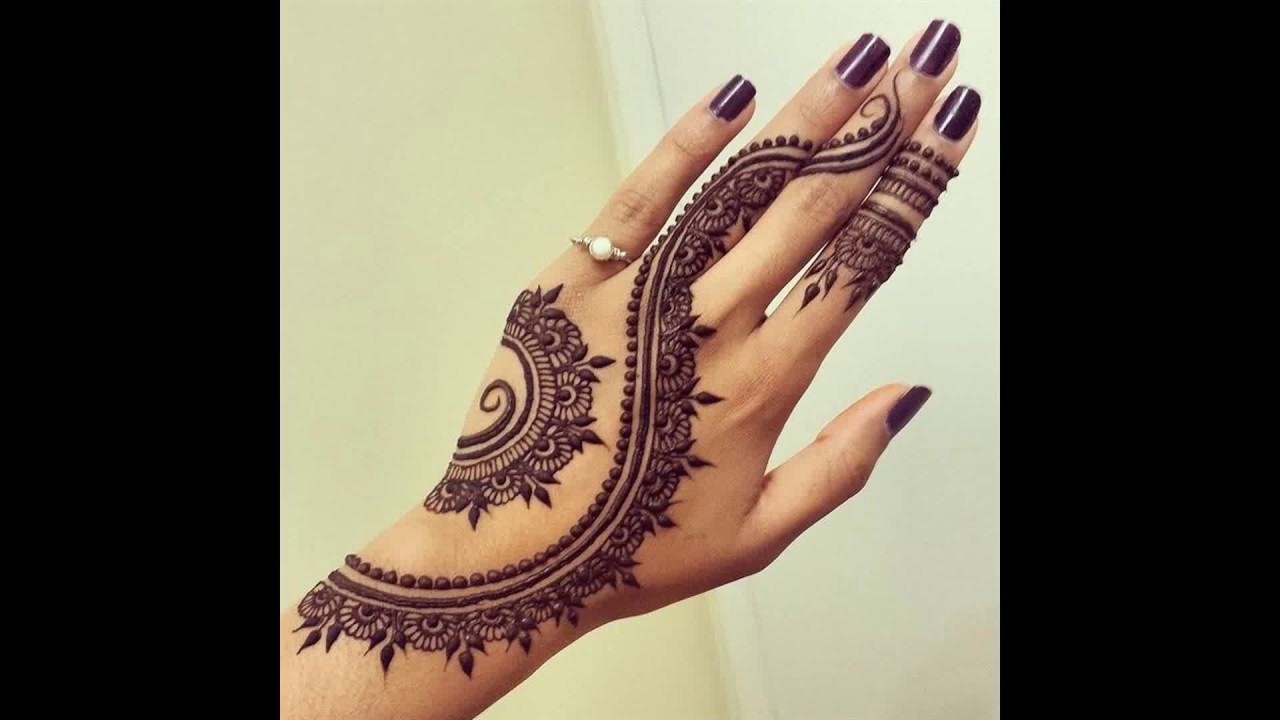 Mehndi design 2017 new model - Latest Mehndi Designs 2017 L Mehndi Designs For Hands L Mehndi Designs For Feet L