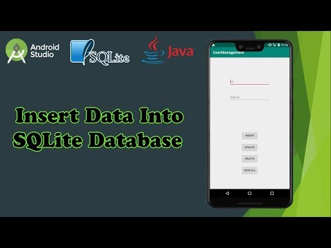android-studio-sqlite-tutorial-insert-data-into-database-|-java