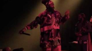 Capleton live 2010, Holland - 6. Mi Deh Yah