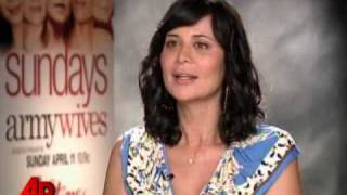 Catherine Bell on New Season of 'Army Wives'