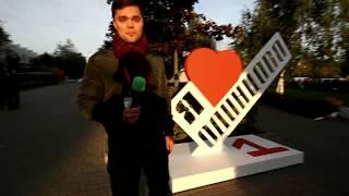 видео В Одинцове прошел фестиваль