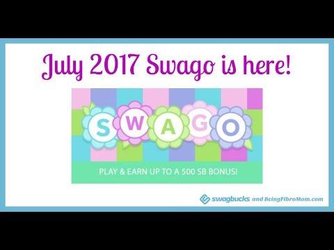 July 2017 Swago