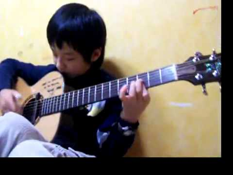 Young talent of Korea-Sungha Jung.flv