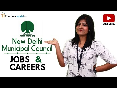 New Delhi Municipal Council – NDMC,Delhi Jobs,Careers,Research, Salary,Recruitment,Eligibility