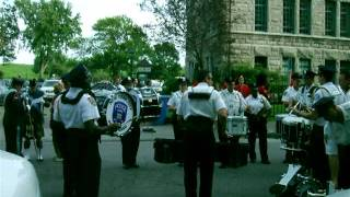 FIMMQ 2011. New York City  Police Department Band