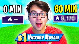 How Many ARENA POINTS can I get in ONE HOUR? (Fortnite Competitive)