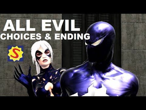 All Evil Choices and Evil Ending -...
