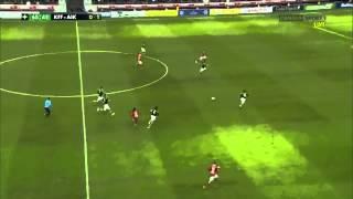 Kalmar FF - AIK 9/4 2012 (1-2) Highlights