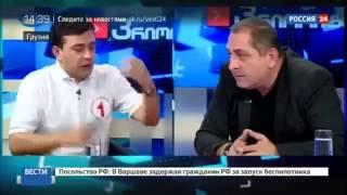 БИТВА НА ГРУЗИНСКИХ ДЕБАТАХ (Новости Грузии 28.09.2016)(, 2016-09-28T07:46:41.000Z)