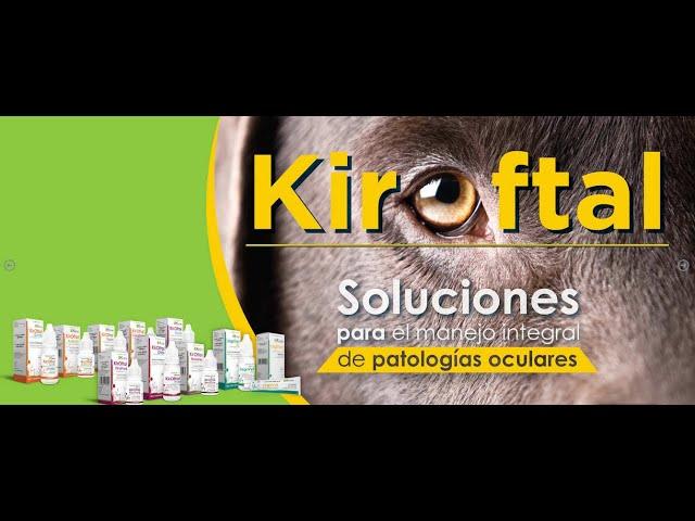 Linea Oftalmológica Kiroftal, MVZ Luis de León