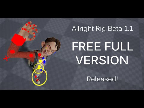 Allright Rig Beta 1 1 Released
