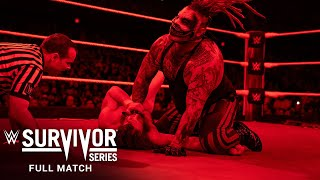 FULL MATCH - The Fiend vs. Daniel Bryan - Universal Title Match: Survivor Series 2019
