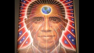 Alex Grey Finally Addresses Obama Painting and All Seeing Eye
