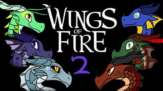 What Your FAVORITE Wings of Fire Character says About YOU... 2!