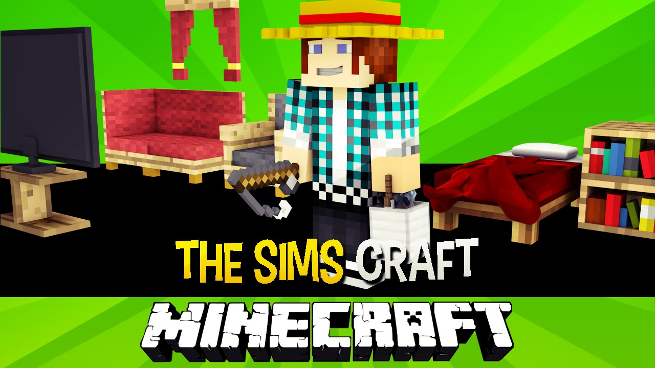 Minecraft Sims Craft