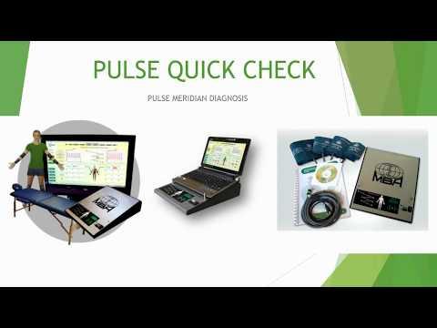PULSE QUICK CHECK - Pulse Meridian Diagnosis thumbnail