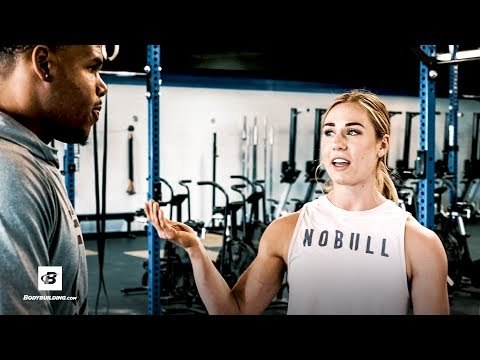 Brooke Wells CrossFit Challenge | On the Go With Ron 'Boss' Everline