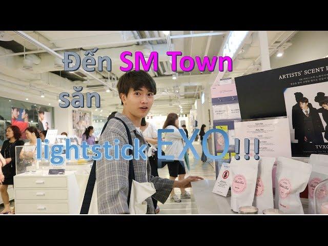 SM Town - Thiên ???ng c?a fan EXO, SNSD, SuJu, Redvelvet, NCT, DBSK ...