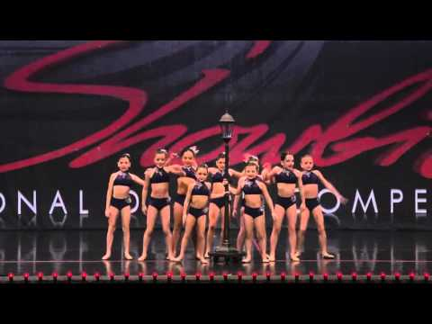 Miami Dance Company Mini Contemporary Wake Me Up
