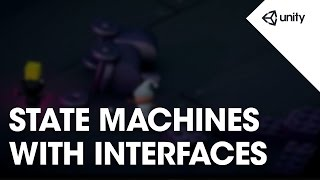 Live Training Sept. 7th, 2015: Using Interfaces to Make a State Machine for AI