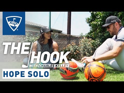 The Hook with Charles Kelley | Hope Solo - Episode 4 | Topgolf