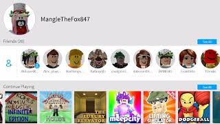 The end of roblox... I'm hopiNg noT tho ; W;