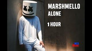 Marshmello - Alone 1 Hour Version
