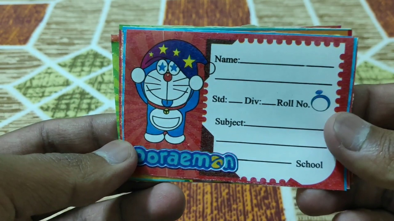 DORAEMON Stickers #01