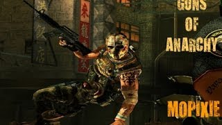 Online 3D Army Action Games Guns Of Anarchy