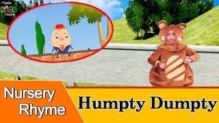 Nursery Rhymes - Humpty Dumpty   Rhymes for children   Kid Songs